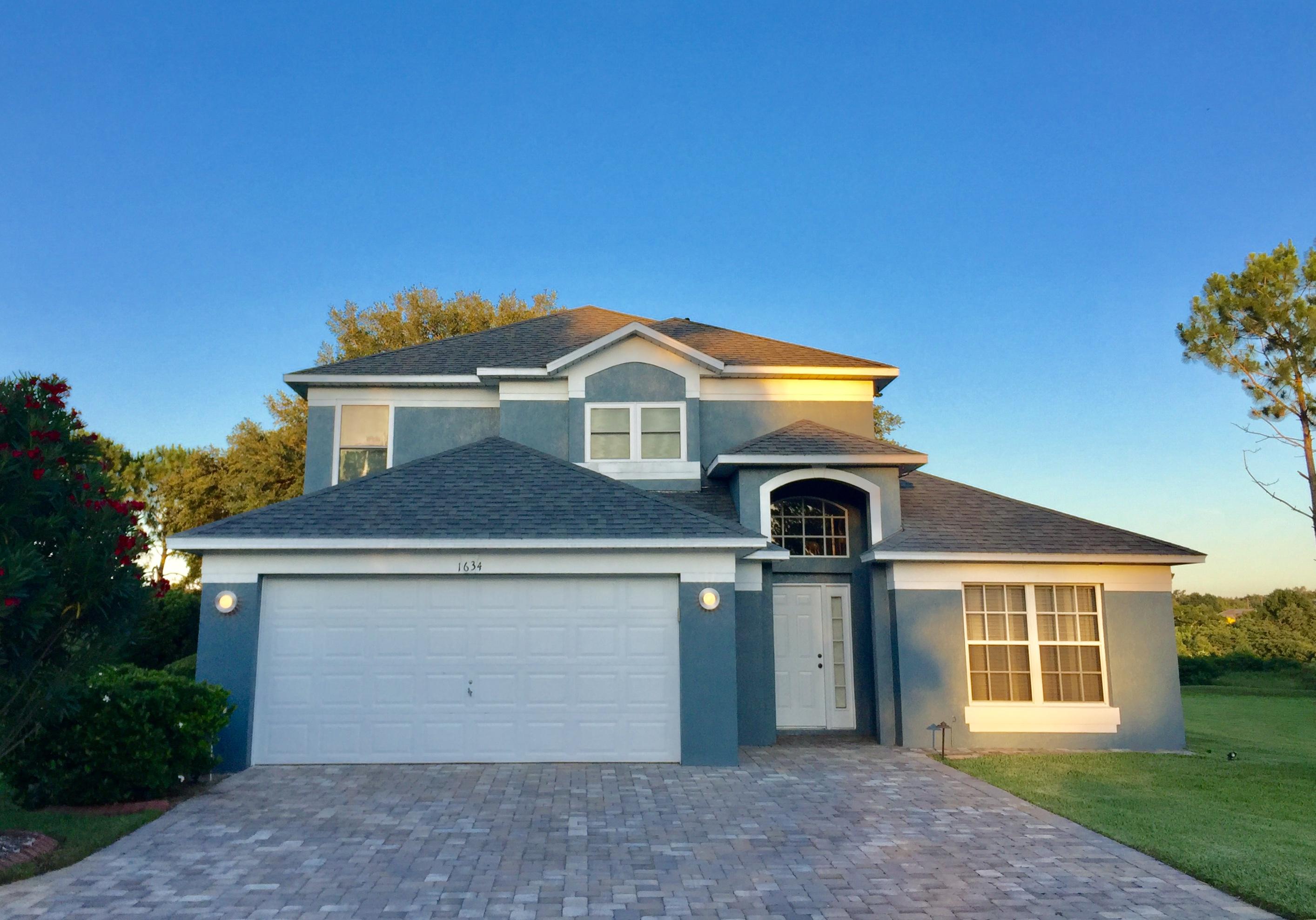 Patricks Villa, Das Ferienhaus in Orlando. Super schoen und guenstig